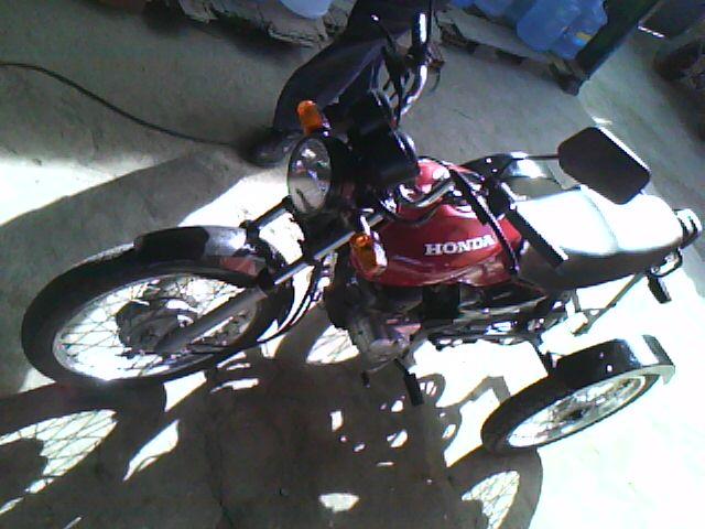 ticiclo para deficientes